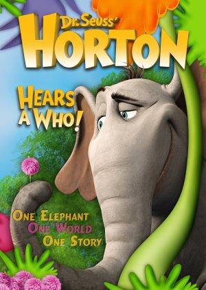 Horton Hears a Who! 1551x2175