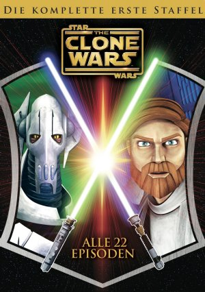 Star Wars: The Clone Wars 845x1200