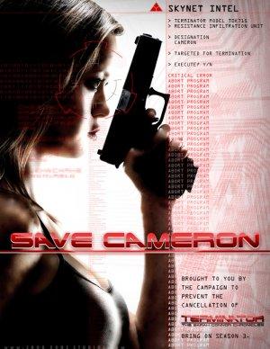 Terminator: The Sarah Connor Chronicles 612x792
