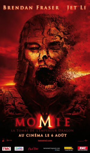The Mummy: Tomb of the Dragon Emperor 1000x1694
