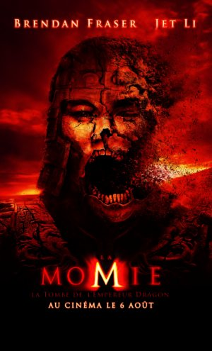 The Mummy: Tomb of the Dragon Emperor 511x843
