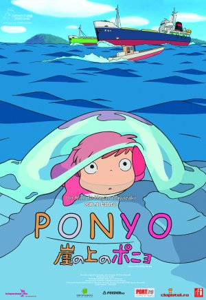 Ponyo en el acantilado 1181x1716