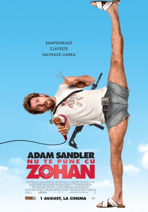 You Don't Mess with the Zohan 1235x1772