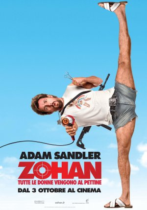 You Don't Mess with the Zohan 2296x3282