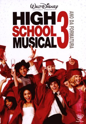 High School Musical 3: Senior Year 747x1074