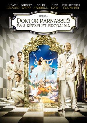 The Imaginarium of Doctor Parnassus 1535x2175