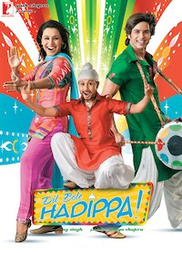Dil Bole Hadippa! poster