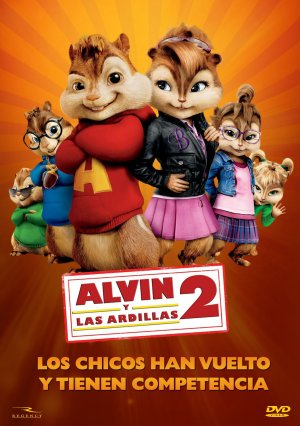 Alvin and the Chipmunks: The Squeakquel 1530x2174