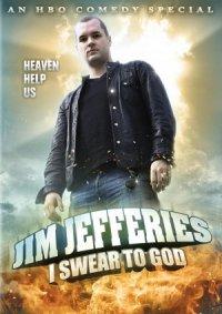 Jim Jefferies: I Swear to God poster