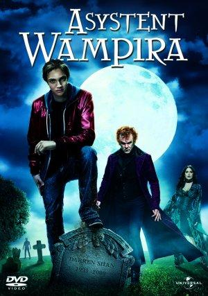 Cirque du Freak: The Vampire's Assistant 829x1181