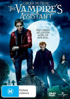 Cirque du Freak: The Vampire's Assistant 709x998