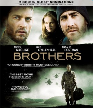 Brothers Blu-ray cover