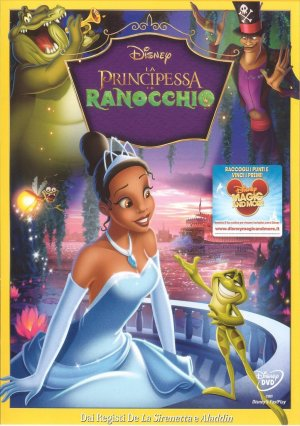 The Princess and the Frog 1022x1450