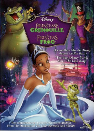The Princess and the Frog 1537x2152