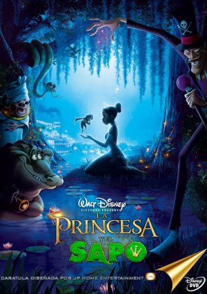 The Princess and the Frog 756x1074