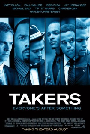 Takers 400x593