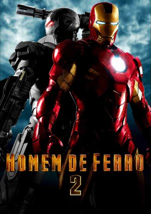 Iron Man 2 Cover