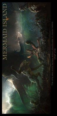 Mermaid Island poster
