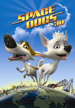 Space Dogs 559x800