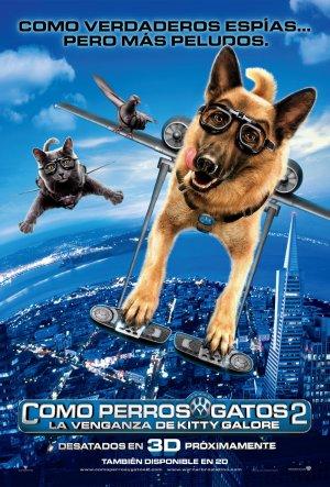 Cats & Dogs - Die Rache der Kitty Kahlohr 1000x1477