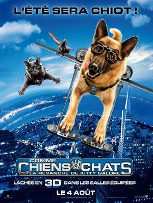 Cats & Dogs - Die Rache der Kitty Kahlohr 1338x1772
