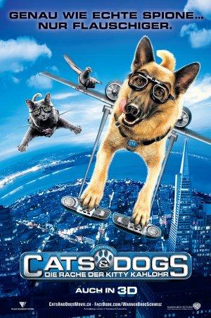 Cats & Dogs - Die Rache der Kitty Kahlohr 2042x3072