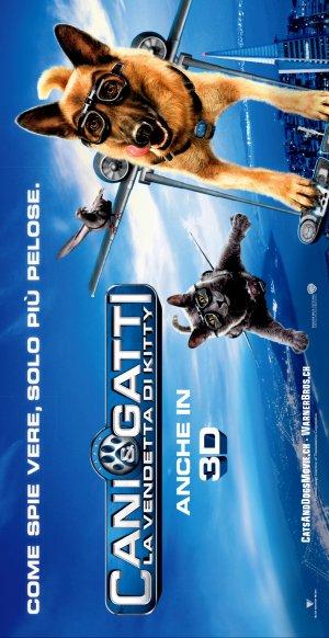 Cats & Dogs - Die Rache der Kitty Kahlohr 975x1890