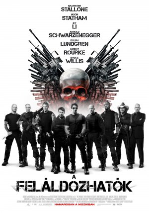 The Expendables 2000x2856