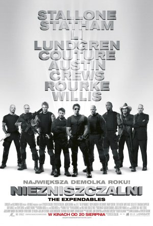 The Expendables 1354x2000
