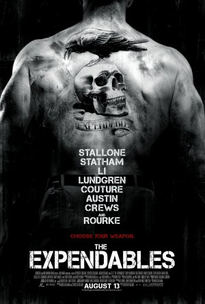 The Expendables 2700x4000