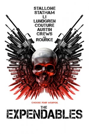 The Expendables 667x1000