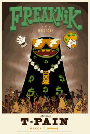 Freaknik: The Musical 350x521