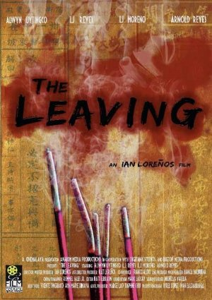 The Leaving Poster