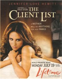 The Client List poster