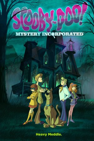 Scooby-Doo! Mystery Incorporated 2000x3000