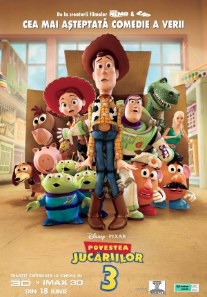 Toy Story 3 2667x3820