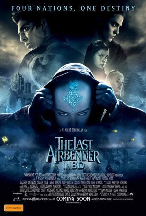 The Last Airbender 486x720