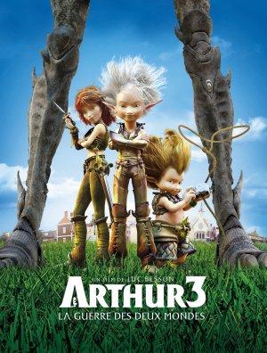 Arthur und die Minimoys 3 - Die große Entscheidung 2953x3898