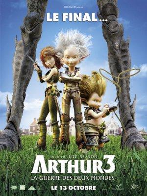 Arthur und die Minimoys 3 - Die große Entscheidung 1329x1772