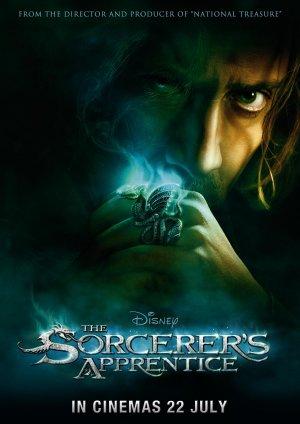 The Sorcerer's Apprentice 2480x3508