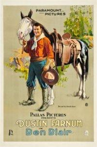 Ben Blair poster