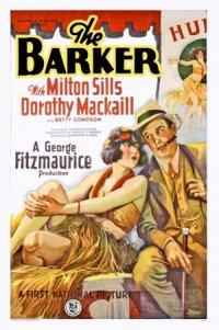 The Barker poster