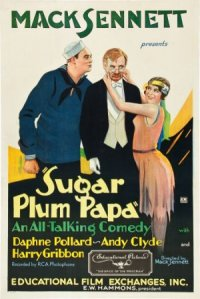 Sugar Plum Papa poster
