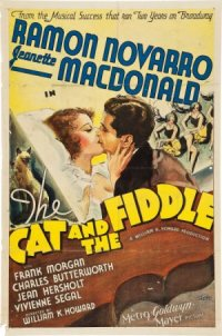 The Cat and the Fiddle poster