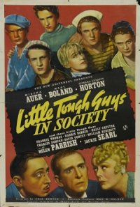 Little Tough Guys in Society poster