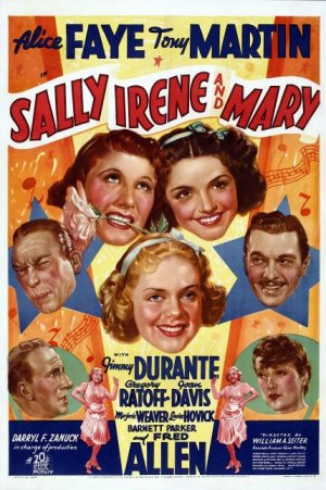 Sally, Irene and Mary Poster