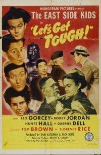 Let's Get Tough! poster