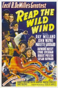 Reap the Wild Wind poster