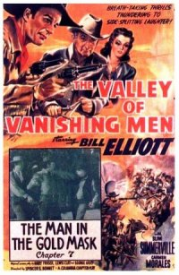 The Valley of Vanishing Men poster
