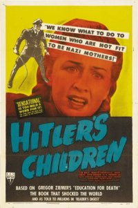 Hitler's Children poster
